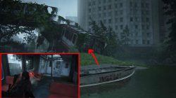 TLOU2 Flooded City Artifact Sniper Note