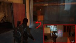 TLOU2 Flooded City Artifact Trading Card Locations