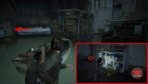 TLOU2 Flooded City Collectible Locations