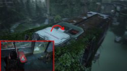 tlou2 Flooded City Sniper Note