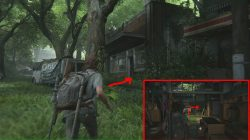 TLOU2 Hillcrest Where to find Collectibles