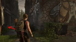 tlou2 hostile territory safe location seattle day 1
