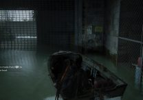 tlou2 how to open boat gate flooded city