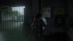 tlou2 how to open fence gate in boat flooded city