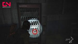 tlou2 how to open locked door in tunnels