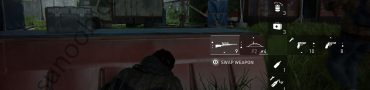tlou2 swap weapons