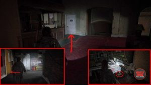TLOU2 Theatre Artefacts Trading Cards Locations