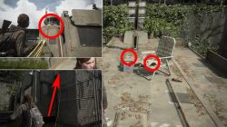trading card & artifact locations where to find the gate last of us 2 seattle day 1 chapter