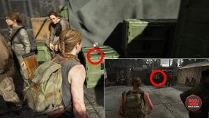 Where to find Coin Collectibles Forward Base Last of Us 2