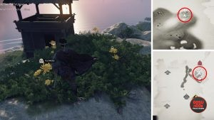 Ghost of Tsushima Flowers Location