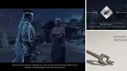 Gosaku's Armor Key of Yagata Location Ghost of Tsushima
