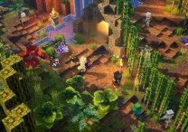 Minecraft Dungeons Diamond Dust Jungle Awakens