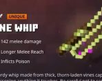 Minecraft Dungeons Vine Whip Location Jungle Awakens DLC