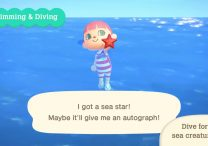 Sea Creatures Animal Crossing New Horizons
