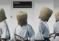 Tengai Basket Hat Ghost of Tsushima