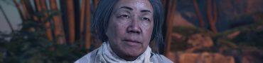 Yuriko Ghost of Tsushima