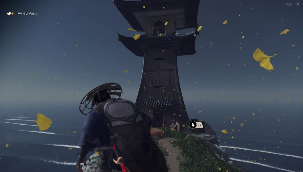 ariake lighthouse vanity item location ghost of tsushima