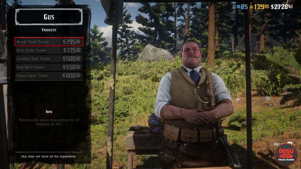 beaver tooth trinket rdr2 online calumet turquoise earrings location