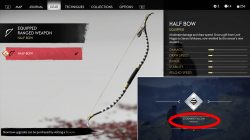 bow customization ghost of tsushima how to get