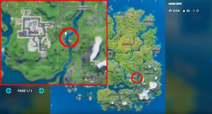fortnite rapid rest location