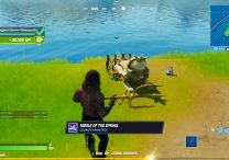 fortnite sculpted coral kingdom border monuments map locations