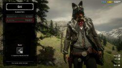 garment set legendary fox how to get red dead online