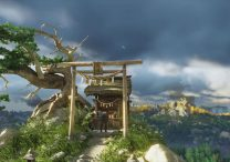 ghost of tsushima charms shinto shrine locations