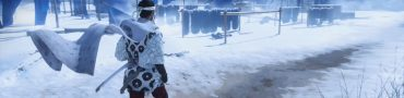 ghost of tsushima investigate the town objective hidden in snow quest