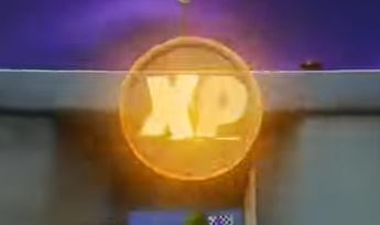 gold xp coins fortnite
