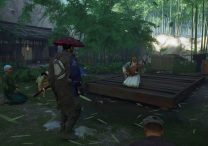 hiyoshi springs mythic quest not spawning in ghost of tsushima