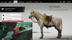 horse customization ghost of tsushima where to find