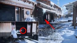 how to complete investigate town ghost of tsushima hidden in snow