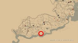 legendary gabbro horn ram red dead online location