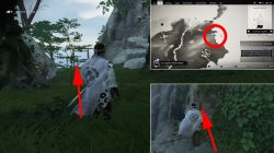mending rock ghost of tsushima shinto shrine how to reach