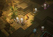 minecraft dungeons panda plateau secret mission