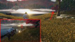 omi lake hidden altar