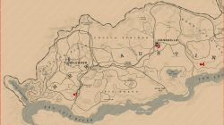 rdr2 online dane topaz necklace locations