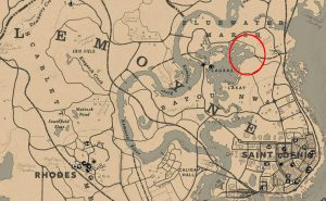 rdr2 online snowy egret plume location