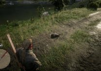 red dead online how to sedate animals collect samples