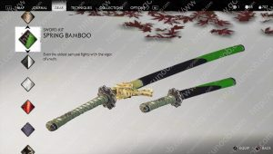 spring bamboo sword kit location