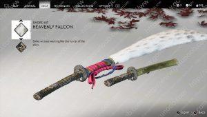 sword kit heavenly falcon