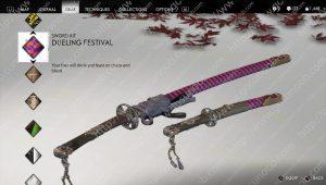 sword kit locations dueling festival