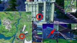 where to find balls of yarn at catty corner fortnite