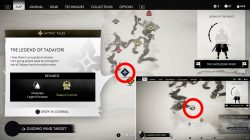 where to find legend of tadayori mythic tale ghost of tsushima