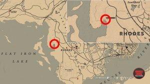 where to find legendary ota fox rdr2 online