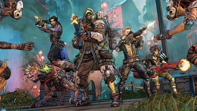 borderlands 3 free to play weekend now under way