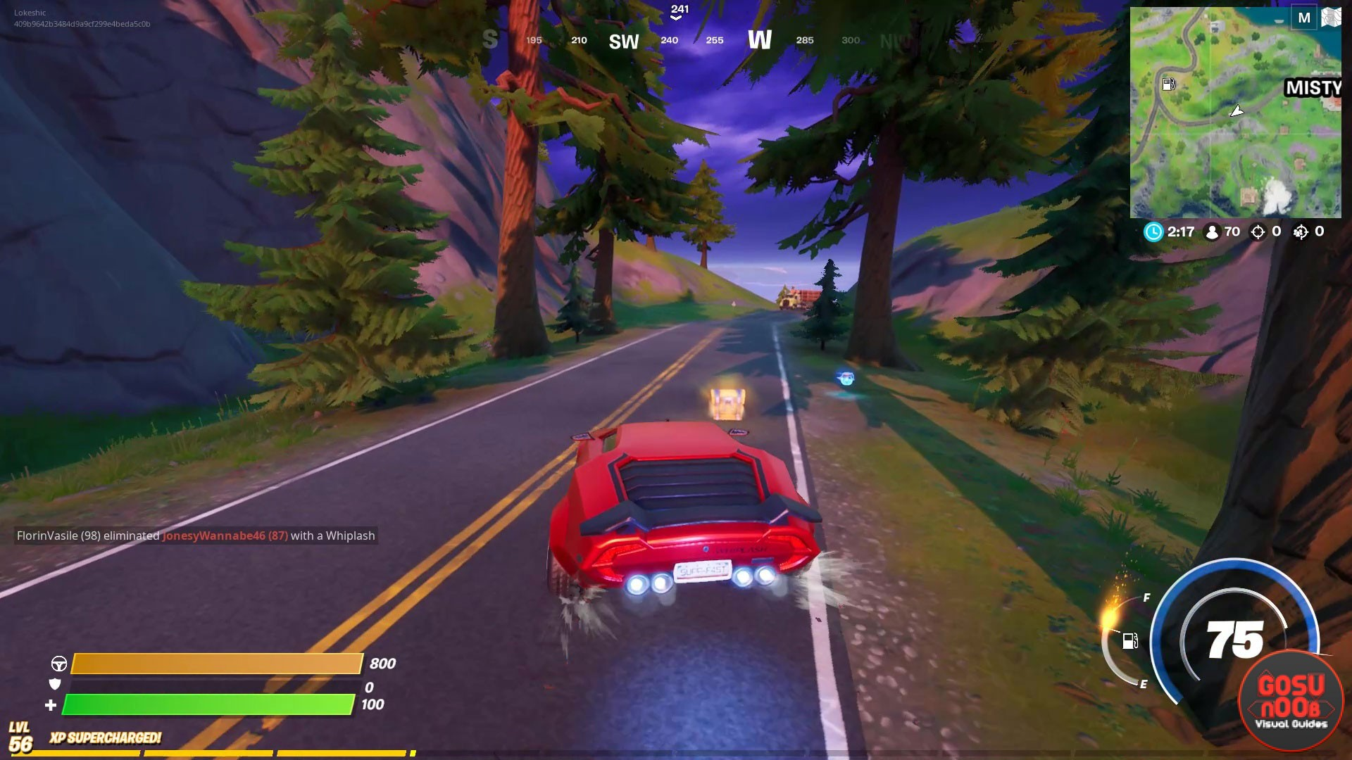 Car Locations In Fortnite Small Medium Large Truck Taxi
