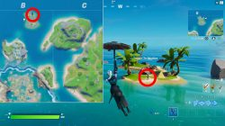 coral buddies secret quest location fortnite reach for the stars