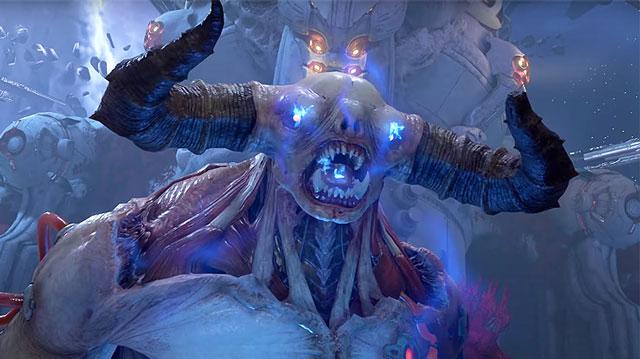 doom eternal ancient gods part 1 dlc teaser trailer revealed