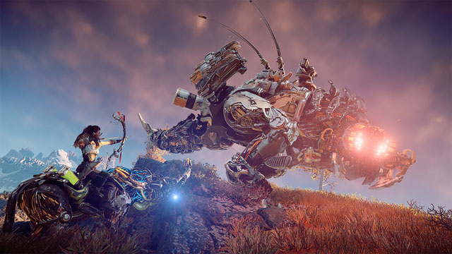 horizon zero dawn developers address pc port problems